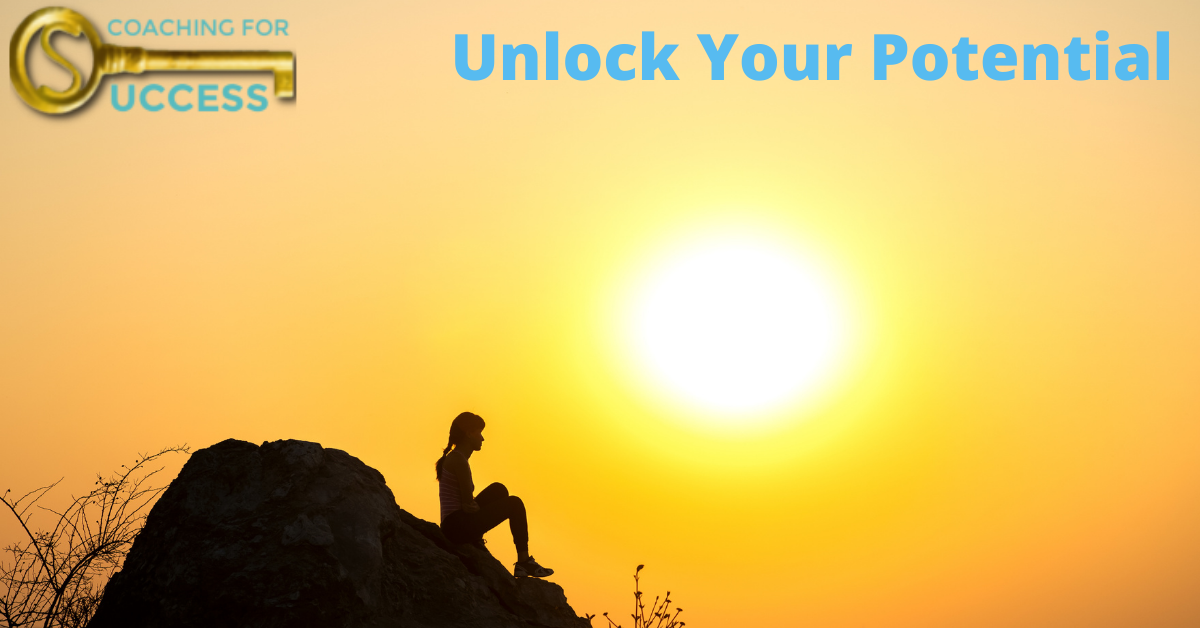 Coaching for Success unlock your potential